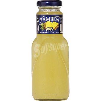 Lambda Néctar de piña botella 250 ml 250 ml