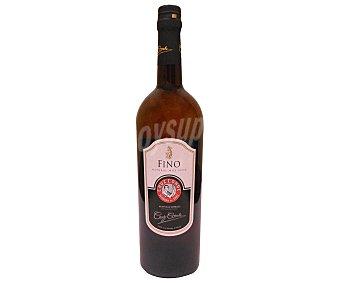 Cruz Conde Vino fino seco con denominación de origen Montilla Moriles Botella de 75 cl