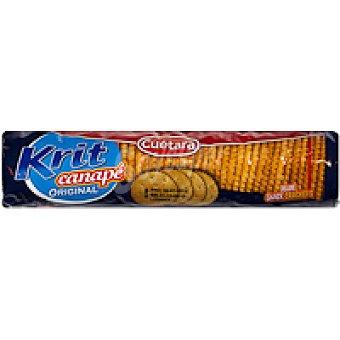 Cuétara Galleta para canape original Paquete 125 g