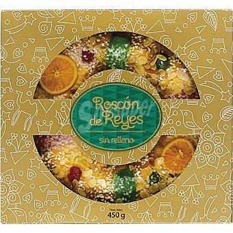 El Corte Inglés Roscón de Reyes clásico pieza 450 g