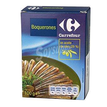 Carrefour Boquerones en aceite de oliva 100 g