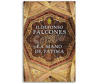 DeBolsillo La mano de Fátima, ildefonso falcones, libro de bolsillo, género: histórica, editorial: Debolsillo