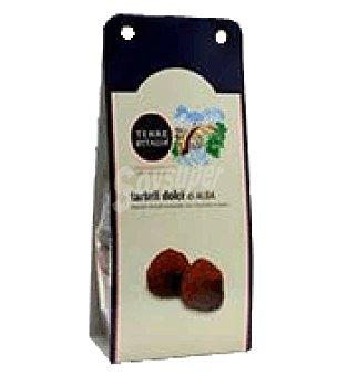Terre ditalia Trufas de chocolate tartufi d'alba Envase de 200 gr