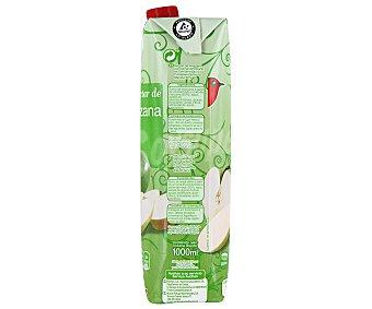 Auchan Néctar de manzana Brik de 1 litro