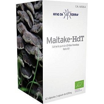 HIFAS DA TERRA Maitake Hdt Extracto puro envase 62 cápsulas Envase 62 c