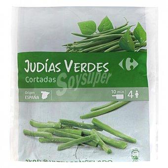 Carrefour Judía troceada 1 kg 1 kg