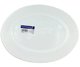 Luminarc Fuente oval llana de 35 cm  1 unidad