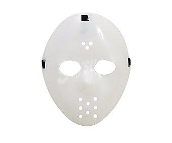 My other me Complemento para disfraz Halloween, Máscara de psicopáta Máscara psicópata