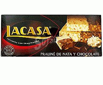 Lacasa Praliné de Nata y Chocolate 300 Gramos