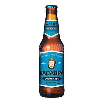 Kadabra Cerveza premium Golden Ale 33 cl