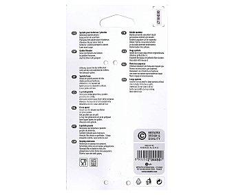 METALTEX Espátula rectángular para planchas fabricada en acero inoxidable y mango ergonómico 1 Unidad