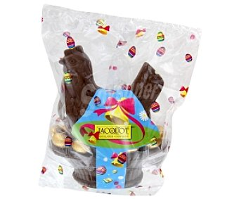 JACQUOT Gallina Pascua, de Chocolate con leche 500 Gramos