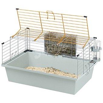 Ferplast Jaula para roedores en colores surtidos modelo cavie medidas 58x38x31 cm
