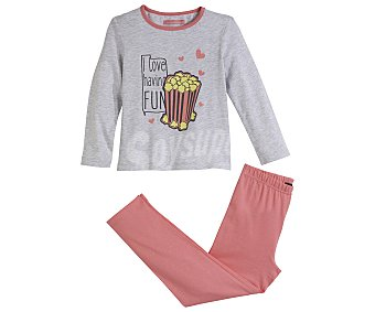 In Extenso Pijama largo para niña talla 8