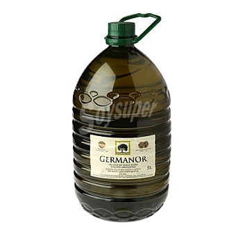 Germanor Aceite de oliva virgen extra Garrafa 5 litros