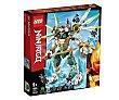 Juego de construcción Titán Robot de Lloyd con 876 piezas, Ninjago 70676 lego  LEGO Ninjago