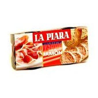 La Piara Paté de pollo Pack 2x84 g