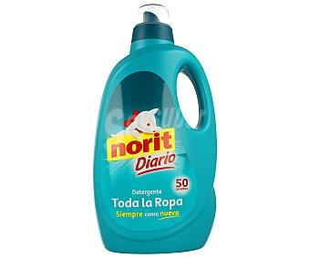 Norit Detergente líquido Diario 50 lavados