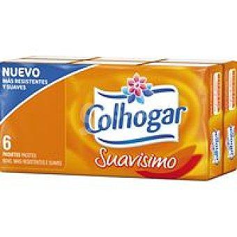 Colhogar Panuelo Compact 6un