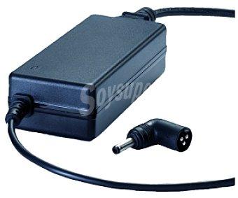 SELECLINE Cargador universal para portátiles (producto económico alcampo) 65W, con 12 clavijas compatibles con las principales marcas de portátiles,