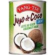 Jugo de coco light Lata 400 ml Yang-Tse