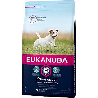 Eukanuba Pienso para perros adultos minis Eukanuba Active pollo 1 kg