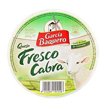 García Baquero Queso fresco cabra bajo en sal 500 g