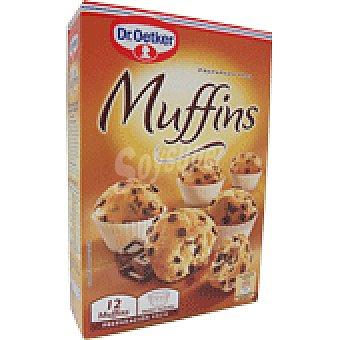 Dr. Oetker Preparado para muffins 370 g - 12 unidades