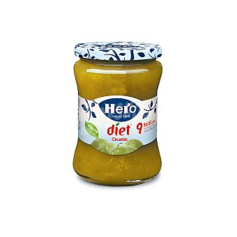 Hero Diet Confitura de Ciruela Sin Azúcar 280 Gramos