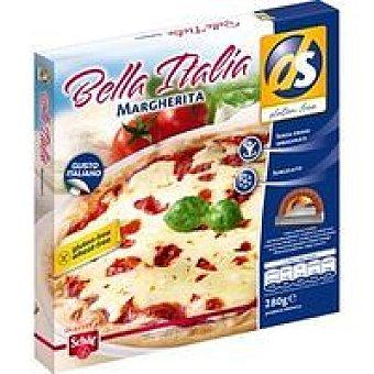 Schär Pizza Bella Italia Margherita Caja 280 g