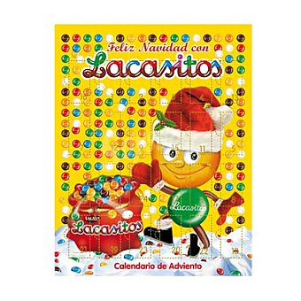 Lacasitos Calendario de adviento 70 g