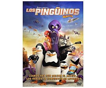 DREAMWORKS Los pingüinos de Madagas
