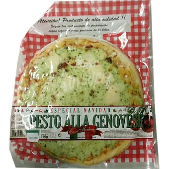 CASA MODENA pizza fresca pesto alla genovese envase 340 g