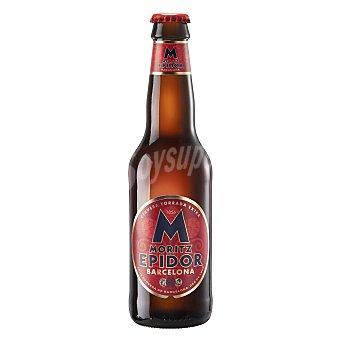 Moritz Epidor Cerveza Botella de 33 centilitros
