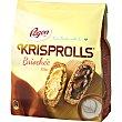 Panecillos suecos briochés Bolsa 225 g Krisprolls