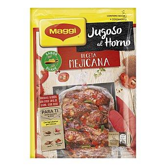 Maggi Sazonador receta mejicana para pechugas de pollo Sobre de 40 gramos
