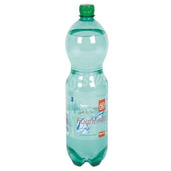 DIA Agua mineral con gas Botella 1.5 lt