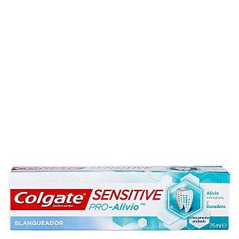 Colgate Dentífrico sensitive pro-alivio blanqueador Tubo 75 ml