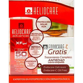 HELIOCARE Advance XF gel SPF 50 protector solar  50 ml