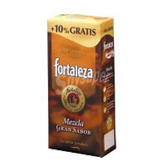 Fortaleza Café molido mezcla Paquete 250 g + 10% gratis