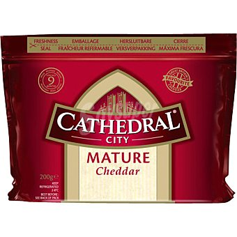 CATHEDRAL CITY Q. cheddar mature 200 GR