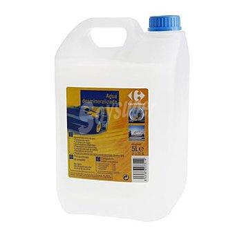 Carrefour Agua desmineralizada Garrafa de 5 l