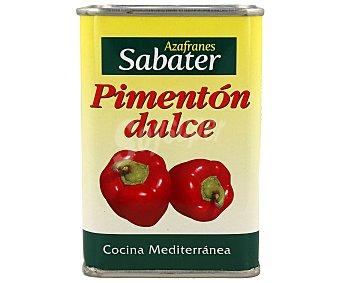 Sabater Pimentón Dulce Lata 160 gramos