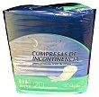 Compresa incontinencia extra (absorción 3) Paquete 20 u Deliplus