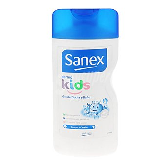 Sanex Gel de ducha dermo kids 500 ml