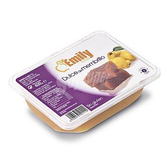 Emily Foods Dulce de membrillo sin gluten y sin lactosa 400 g