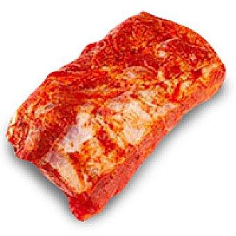 Costilla Adobada Cerdo Trozo 1 kg