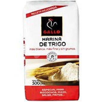 Gallo Harina extra Paquete 500 g