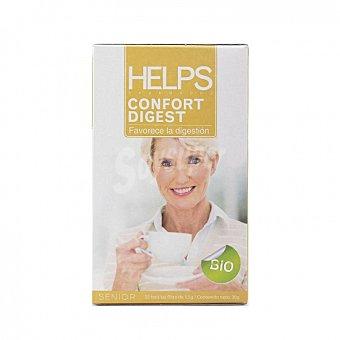 Helps Infusión en bolsitas ecológica Digestión Senior 20 ud 20 ud