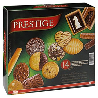 DIA Galletas surtido prestige caja 500 grs Caja 500 grs